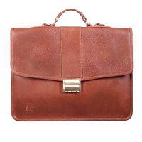 خرید                                     کیف اداری مردانه شهر چرم مدل AB111618