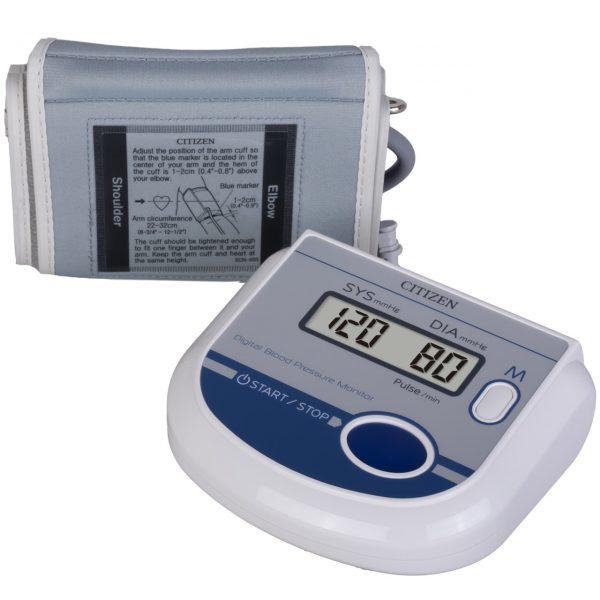 خرید                                     فشارسنج  دیجیتالی سیتی زن مدل CH 452 AC