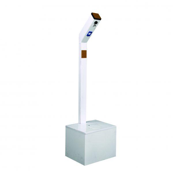 خرید                                     دستگاه ضدعفونی کننده دست هما صنعت مدل chw201