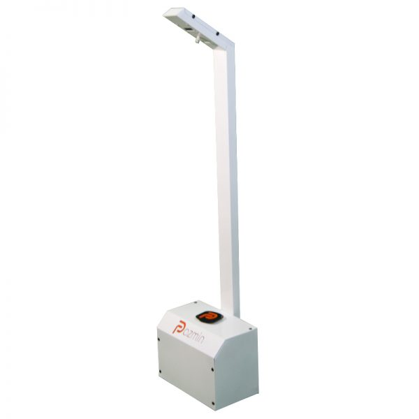 خرید                                     دستگاه ضد عفونی کننده دست پازمین مدل PA003W