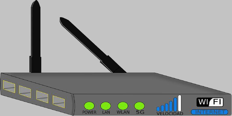 تغییر کانال وای فای روتر