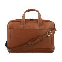 خرید                                     کیف اداری مردانه چرم آرا مدل e047 کد s