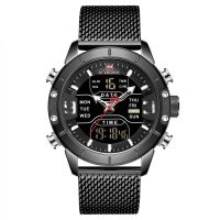 خرید                                     ساعت مچی عقربه ای مردانه نیوی فورس کد NF9153-P04