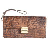 خرید                                     کیف دستی مردانه چرما اسپرت کد KGH2
