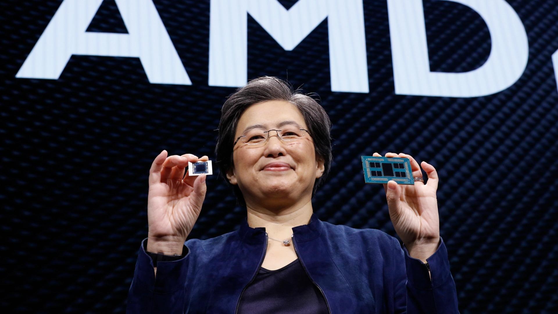 مدیرعامل AMD: اوضاع بازار تراشه تا آغاز سال ۲۰۲۲ بهبود پیدا نمیکند