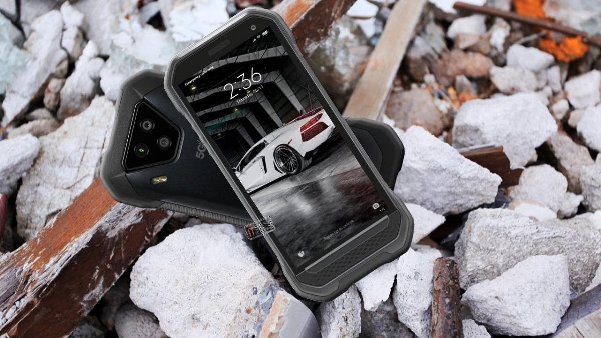 با سختجانترین گوشی ضد آب 5G جهان آشنا شوید [تماشا کنید]