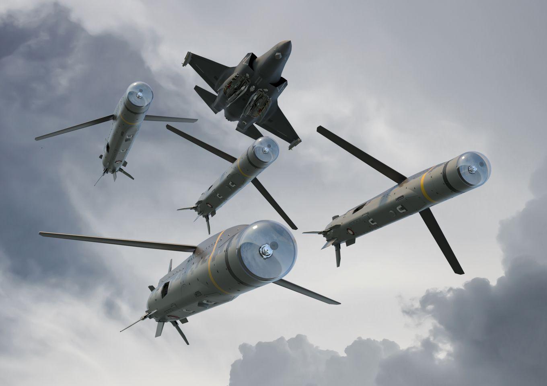 وزارت دفاع بریتانیا میخواهد موشکهایی با امکان برقراری ارتباط با یکدیگر توسعه دهد