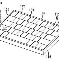 اپل احتمالا روی کیبوردی با قابلیت جداسازی کلید و تبدیل شدن به ماوس کار میکند
