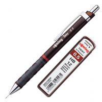 خرید                                     مداد نوکی 0.5 میلیمتری روترینگ مدل Tikky به همراه نوک 0.5 میلیمتری روترینگ
