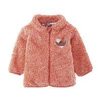 خرید                                     سویشرت نوزادی دخترانه لوپیلو  کد 018