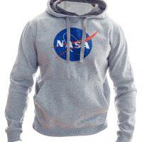 خرید                                     هودی زنانه به رسم طرح ناسا کد 185