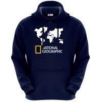 خرید                                     هودی مردانه اکو مدل National geographic کد M237