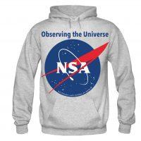 خرید                                     هودی پسرانه طرح ناسا کد 4