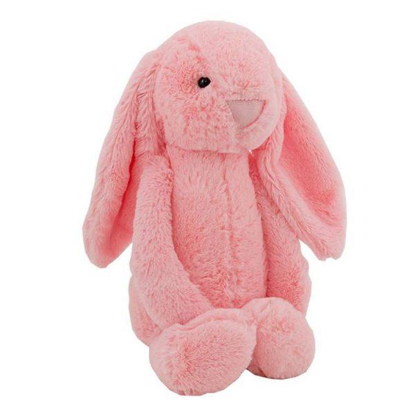 خرید                                     عروسک طرح خرگوش ارتفاع 45 سانتی متر                     غیر اصل