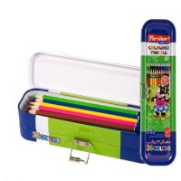 خرید                                     مدادرنگی 24 رنگ پارسی کار مدل JM-865-24