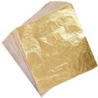 خرید                                     ورق طلا مدل VT001 بسته 20 عددی