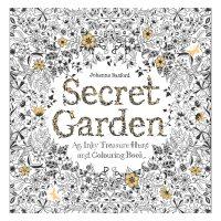 خرید                                     دفتر رنگ آمیزی مدل Secret Garden