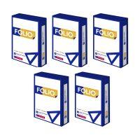 خرید                                     کاغذ A4 فولیو پرایم مدل +A بسته 2500 عددی