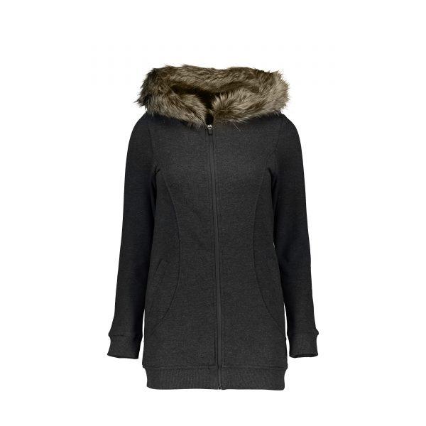 خرید                                     سویشرت زنانه جامه پوش آرا مدل 4102288172-99